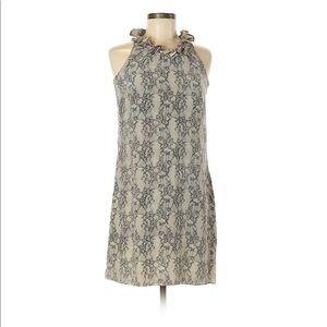 Reiss silk dress